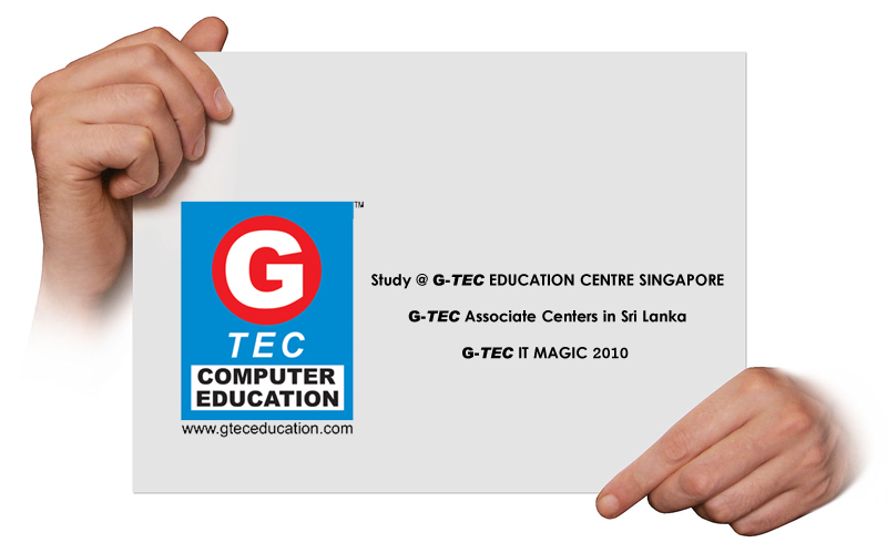G-TEC COMPUTER EDUCATION | Ad Page.